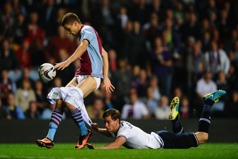 BESTPIX-Aston-Villa-v-Tottenham-Hotspur-Capital-One-Cup-Third-Round